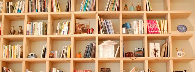Zelf houten boekenkast maken